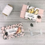 Parcels & Petals & Bird Ballad from Stampin