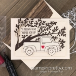 Ride With Me Bundle by Stampin