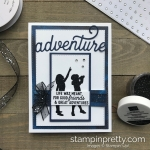 See a Silhouette Suite by Stampin