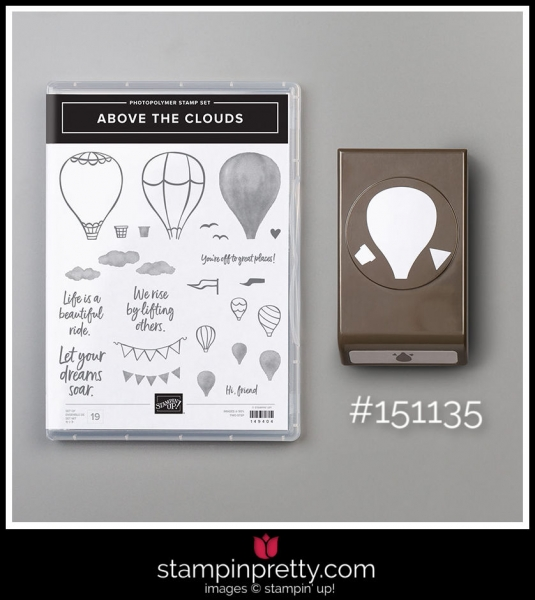 Stampin' Up! Bundle Above the Clouds