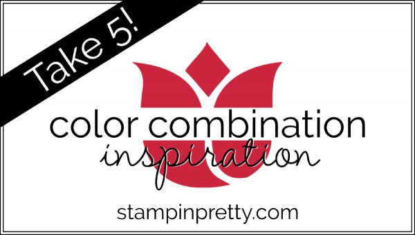 Take 5 Color Combinations