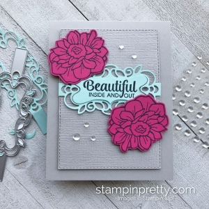 Band Together Bundle from Stampin' Up! Card created by Mary Fish, Stampin' Pretty!