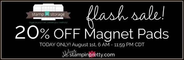 Flash Sale Magnet Pads CDT