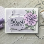 To A Wild Rose Bundle by Stampin