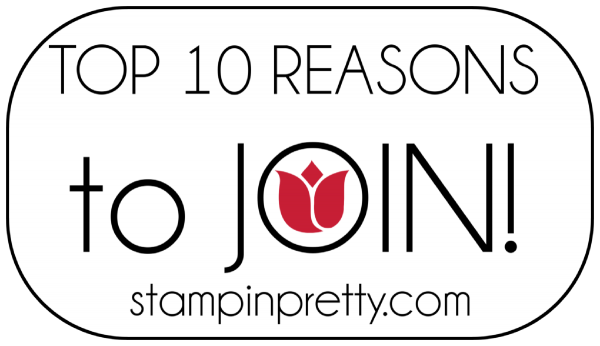 Top 10 Reasons to Join!