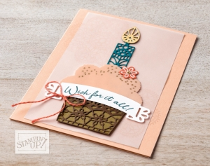 Wish for It All Bundle Stampin' Up! Sample