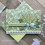 Gather Together Bundle & Garden Lane Designer Series Paper from Stampin