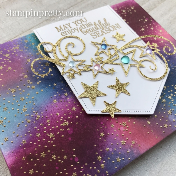 So Many Stars Bundle from Stampin' Up! Catalog CASE by Mary Fish, Stampin' Pretty #maryfish #stampinpretty