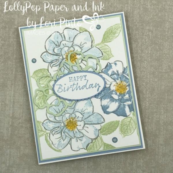 Stampin' Pretty Pals Sunday Picks 09.01.19 LORI PINTO