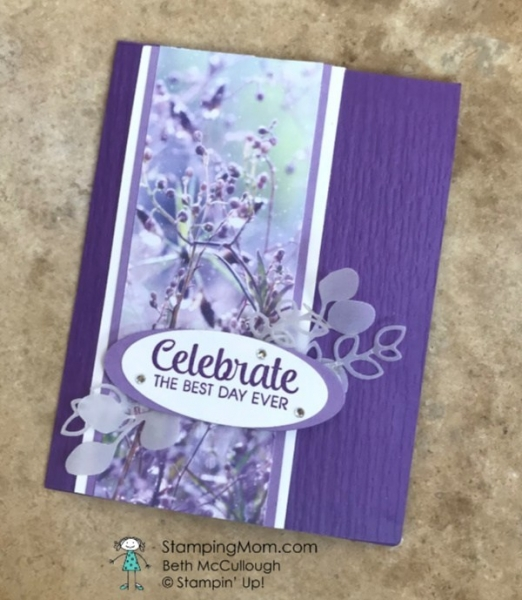 Stampin' Pretty Pals Sunday Picks 09.22.2019 Beth McCullough