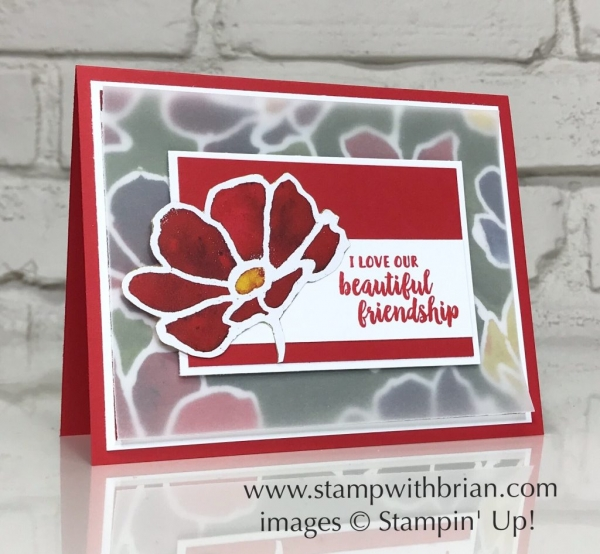 Stampin' Pretty Pals Sunday Picks 09.22.2019 Brian King