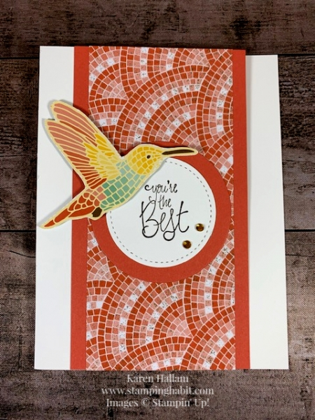 Stampin' Pretty Pals Sunday Picks 09.22.2019 Karen Hallam