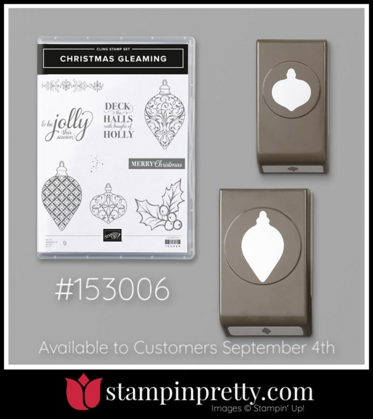 Stampin' Up! Bundle Christmas Gleaming