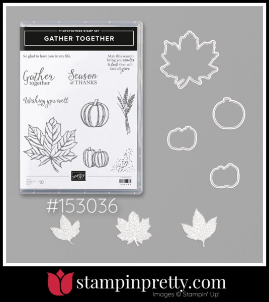 Stampin' Up! Gather Together Bundle