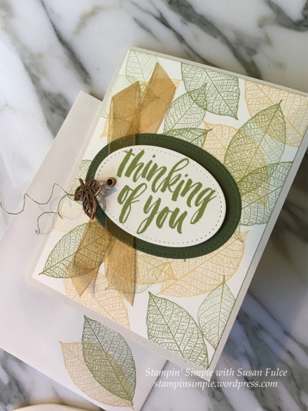Stampin' Pretty Pals Sunday Picks.10.06.2019_Susan Fulce