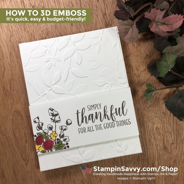 Stampin' Pretty Pals Sunday Picks.10.06.2019_Tammy Beard
