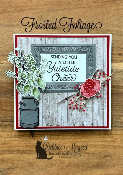 Stampin' Pretty Pals Sunday Picks.10.13.2019_Debbie Mageed