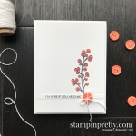 Frosted Foliage Stamp Set from Stampin