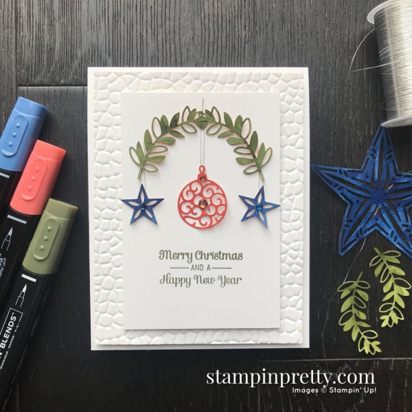 Itty Bitty Christmas Stamp Set by Stampin' Up! Card by Mary Fish, Stampin' Pretty