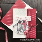 Playful Penguins Stamp Set from Stampin