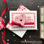 Sneak Peek From My Heart Suite from Stampin