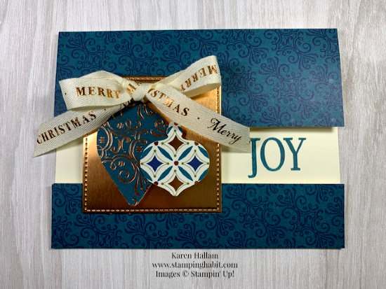Stampin' Pretty Pals Sunday Picks 11.10 - Karen Hallam