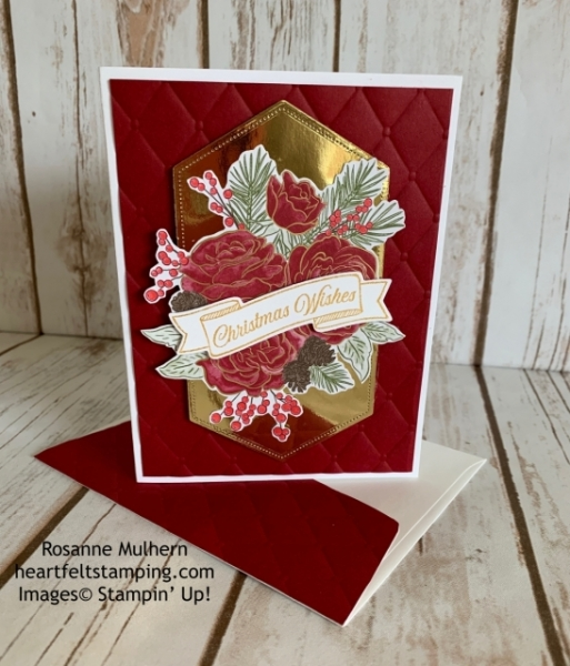 Stampin' Pretty Pals Sunday Picks 11.10 - Rosanne Mulhern
