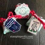 Tags Tags Tags & Mini Curvy Keepsake Box from Stampin