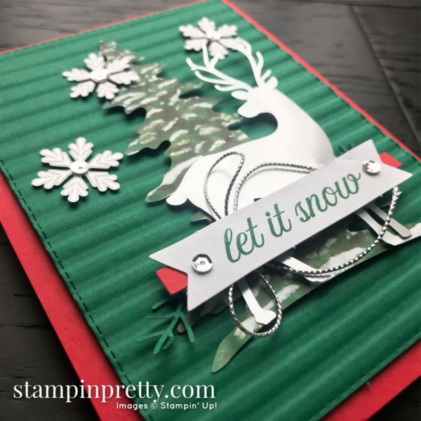 Winter Gifts November 2019 Paper Pumpkin Alternate #1 Mary Fish, Stampin' Pretty Slant
