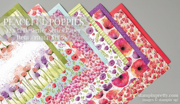 151324 Peaceful Poppies DSP Cropped