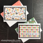 Birthday Bonanza & Country Club Designer Series Paper by Stampin