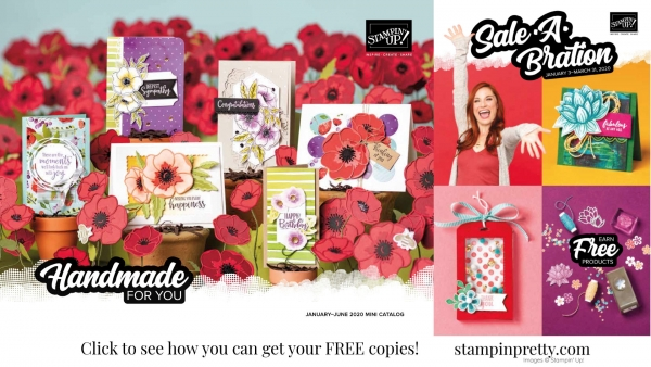 Stampin' Up! Catalogs 2020 Mini & SAB