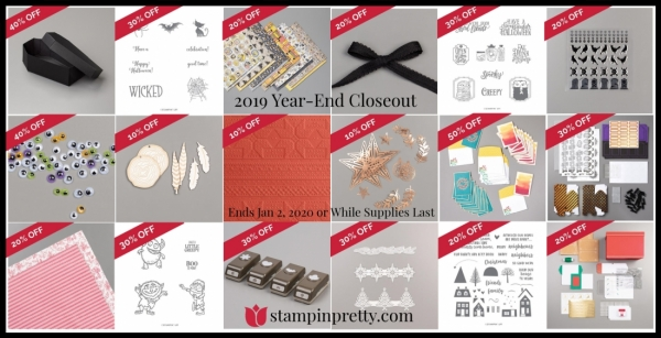 2019 Holiday & Excess Product Sale