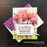 Peaceful Poppies Suite from Stampin