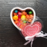 QUICK & EASY! Heart Foil Tins _ From the Heart Suite by Stampin