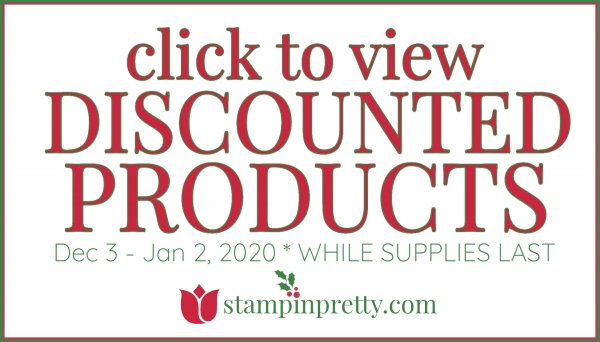 Year End discounted products