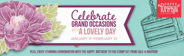 Celebrate Grand Occasions with A Lovely Day