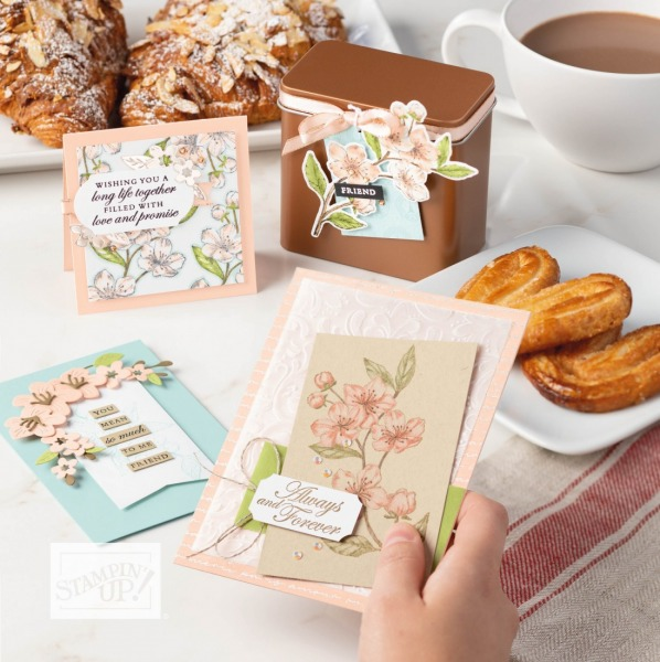 Forever Blossoms Bundle by Stampin' Up! 153781