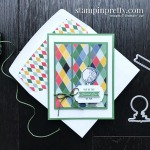 Country Club Designer Series Paper & Clubhouse Bundle from Stampin