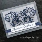 Lily Pad Dies 152315 Free with $100 Purchase - Stampin