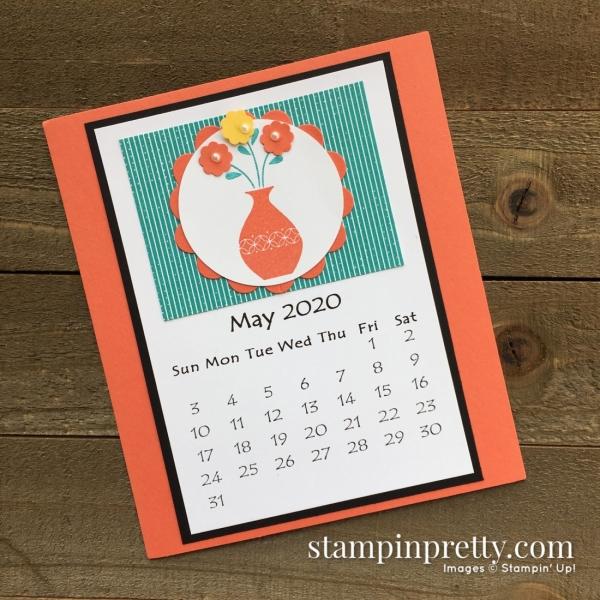 Linda White 2020 Calendar - May