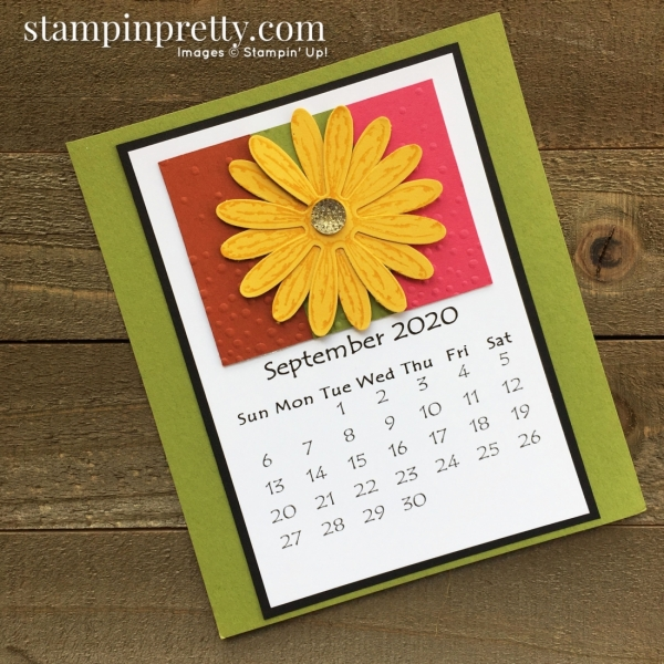 Linda White 2020 Calendar - September
