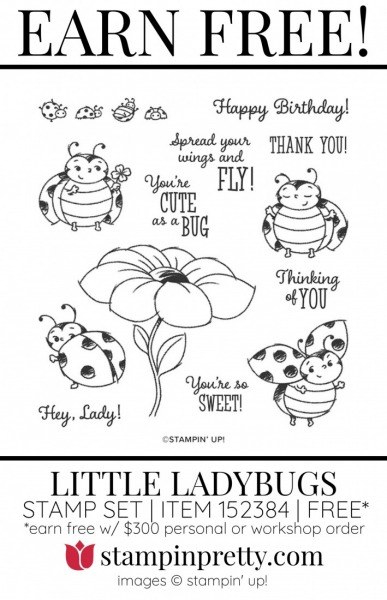Little Ladybugs 152384 FREE Item