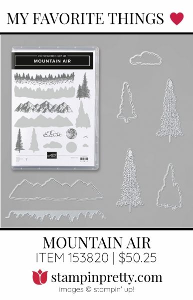 My Favorite Things Mountain Air