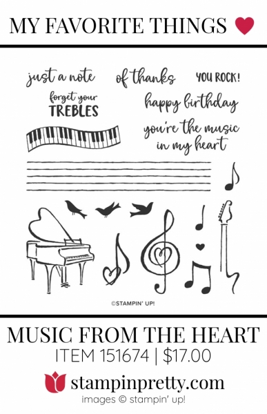 My Favorite Things Music From the Heart