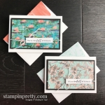 Parisian Blossoms & Lily Impressions Designer Series Paper from Stampin