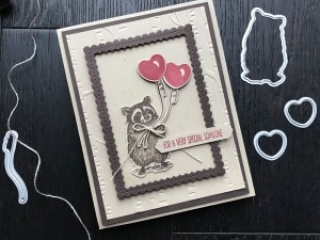 Special Day Dies From Stampin' Up! Card by Mary Fish, Stampin' Pretty