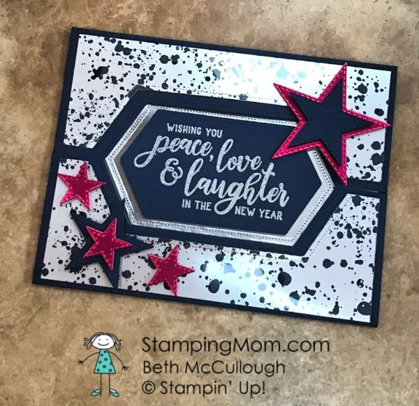 Stampin' Pretty Pals Sunday Picks 01.05 - Beth McCullough