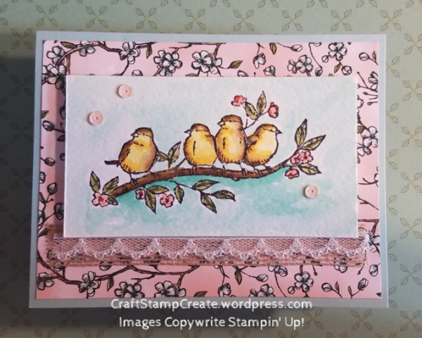Stampin' Pretty Pals Sunday Picks 01.19 - Alexandra Jones