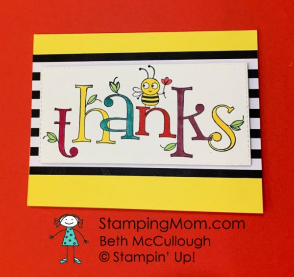 Stampin' Pretty Pals Sunday Picks 01.19 - Beth McCullough